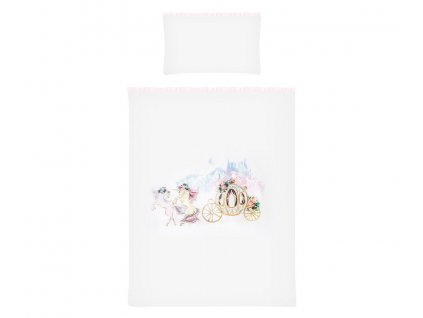 5-dielne posteľné obliečky Belisima Unicorn 90/120