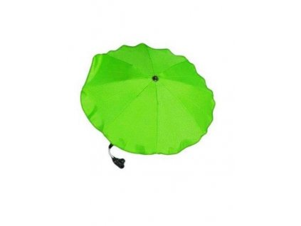 Slnečník na kočík zelený