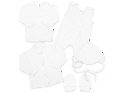 5-dielna súprava New Baby biela