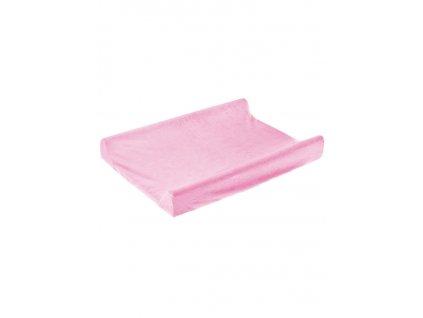Návlek na prebaľovaciu podložku Sensillo 50x70 svetlo ružový