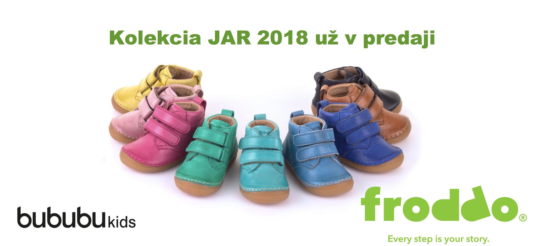 Jarná kolekcia Froddo kožených topánok
