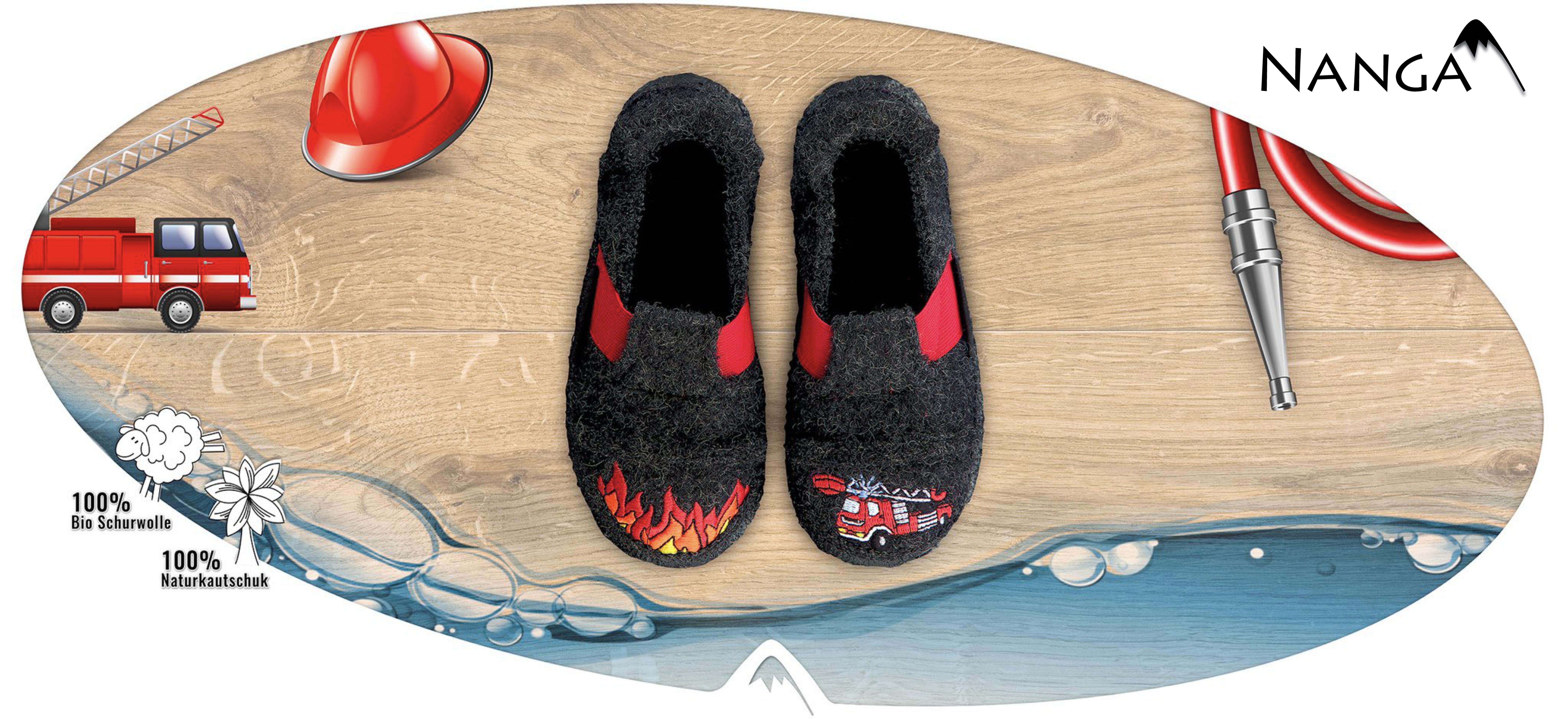 Nanga - detske papuce