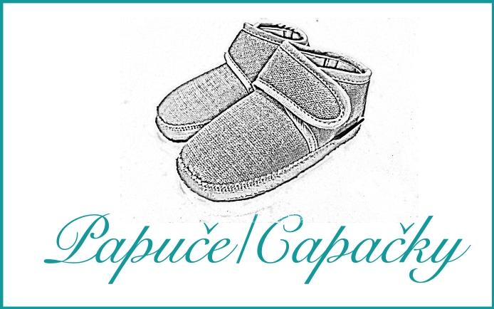 Barefoot Capačky / Papuče