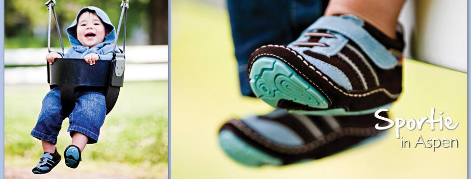 Rileyroos, detská barefoot obuv