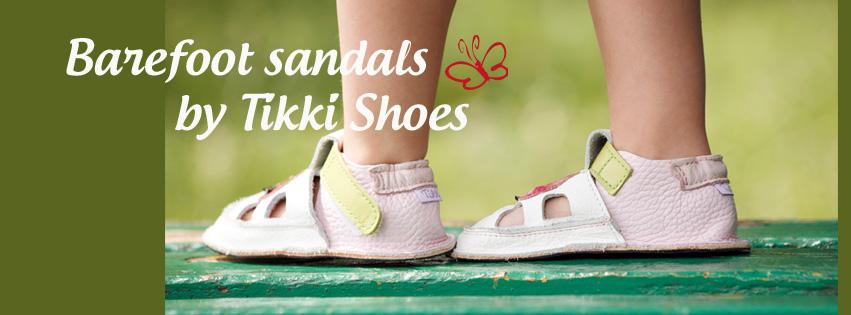 Tikki barefoot capacky, topánky
