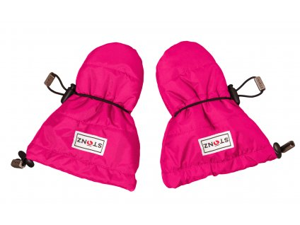 Infant Fuchsia Pair