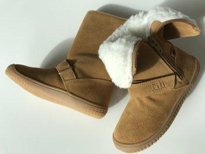 EGG boot TEX Wool sand M