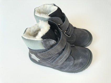 Himalaya Tex Wool dark grey/velour M