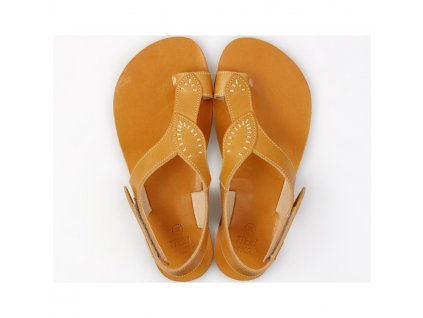 soul barefoot women s sandals yellow in stock 5319 4