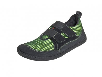 Puck green ankle LR