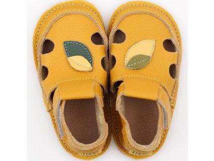 barefoot kids sandals nature 10279 4