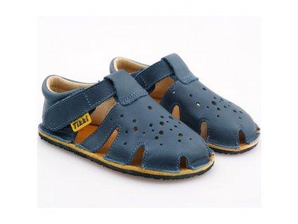 barefoot sandals aranya blue 19 23 eu 6634 4