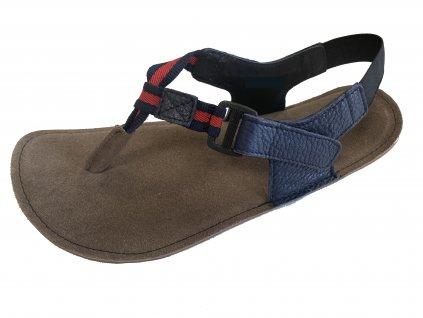 Neso Sandale blue/red