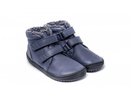 detske barefoot topanky penguin charcoal 4505 size large v 1