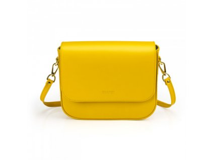 shapen kabelka audrey yellow front 01