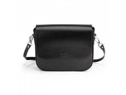 shapen kabelka audrey black front 01