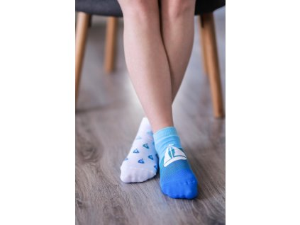 barefoot ponozky kratke lode 16573 size large v 1
