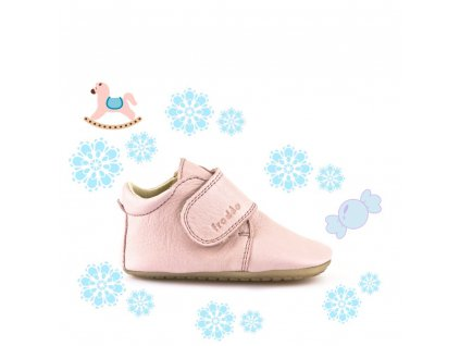 Prewalker Pink (Veľkosť 24)