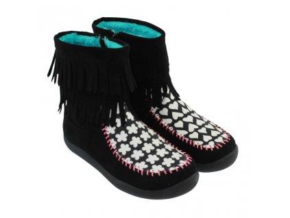 Fringe Boots in Friendship (Veľkosť 33)