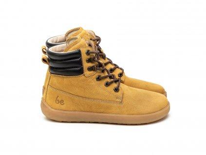 barefoot topanky be lenka nevada mustard 23617 size large v 1