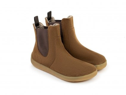 barefoot topanky be lenka entice toffee brown 24373 size large v 1