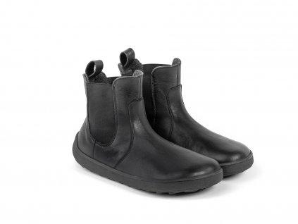 barefoot topanky be lenka entice all black 1 23860 size large v 1