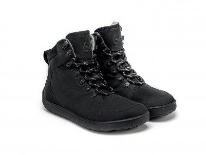 barefoot zimne topanky be lenka ranger all black 23509 size large v 1