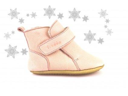 Prewalker Boot Light pink (Veľkosť 24)