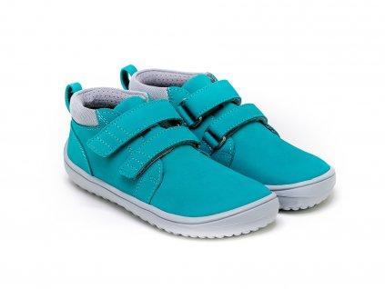 detske barefoot topanky be lenka play aqua green 23974 size large v 1
