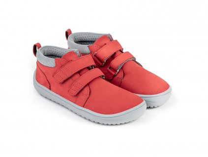detske barefoot topanky be lenka play red 24055 size large v 1