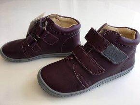 Kožené topánky berry W (Veľkosť 32)