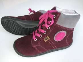 Tex Wool Everest berry/pink M