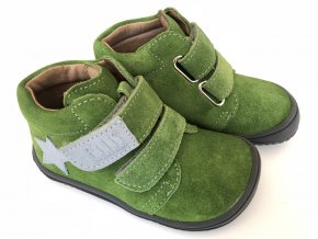 18913 558 Chameleon Velcro Velour Apple M