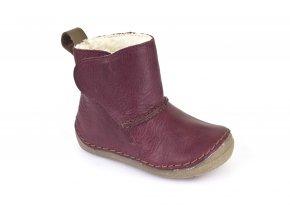 Boots Bordeaux (Veľkosť 27)