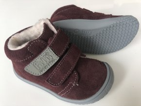 Gecko Wool berry/velour M
