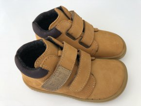 Kožené topánky terra/fleece/reflector M
