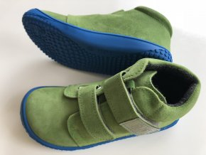 Kožené topánky Apple/Fleece/Velour W