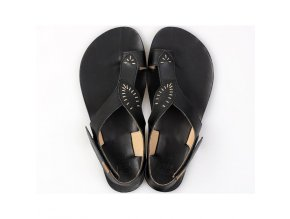 soul barefoot women s sandals black in stock 5359 4