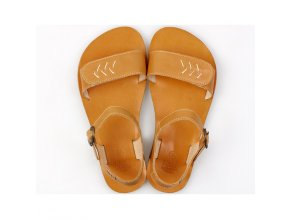 vibe barefoot women s sandals ray of sunshine in stock 5479 4