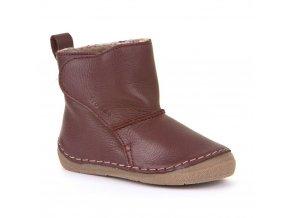 Froddo boots dark bordeaux