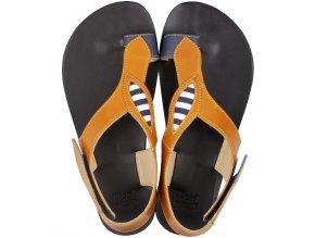 funky soul barefoot women s sandals bretagne 15784 4