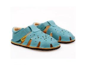 barefoot sandals aranya turquoise 19 23 eu 9629 4