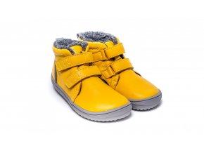 detske barefoot topanky penguin yellow 35 4485 size large v 1