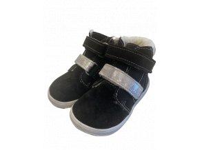 Jonap B4 SV - Čierna/strieborná
