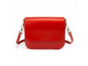 shapen kabelka audrey red front 01