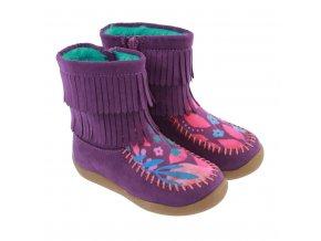 Fringe Boots in Precious (Veľkosť 33)