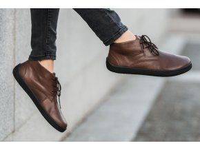 barefoot topanky be lenka glide dark brown 23941 size large v 1
