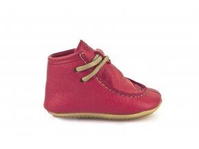 Prewalker Ankle Boot Red (Veľkosť 24)