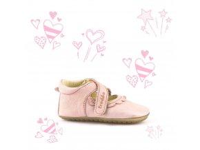 Prewalker C Pink (Veľkosť 24)