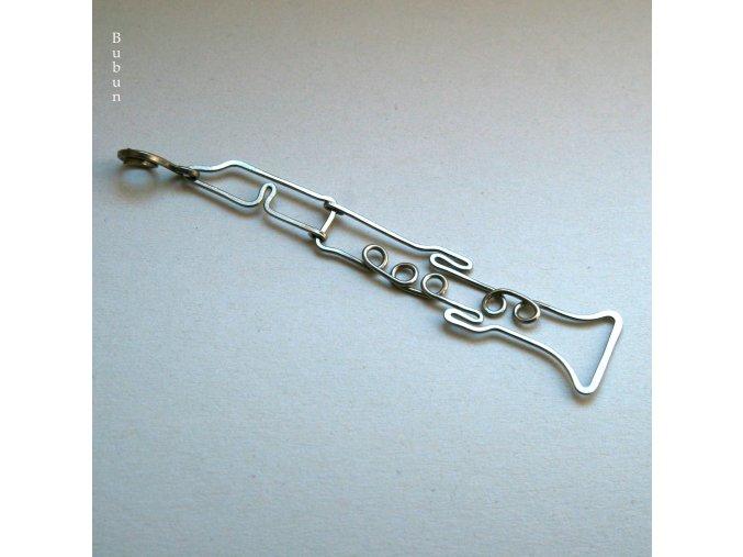 přív klarinet